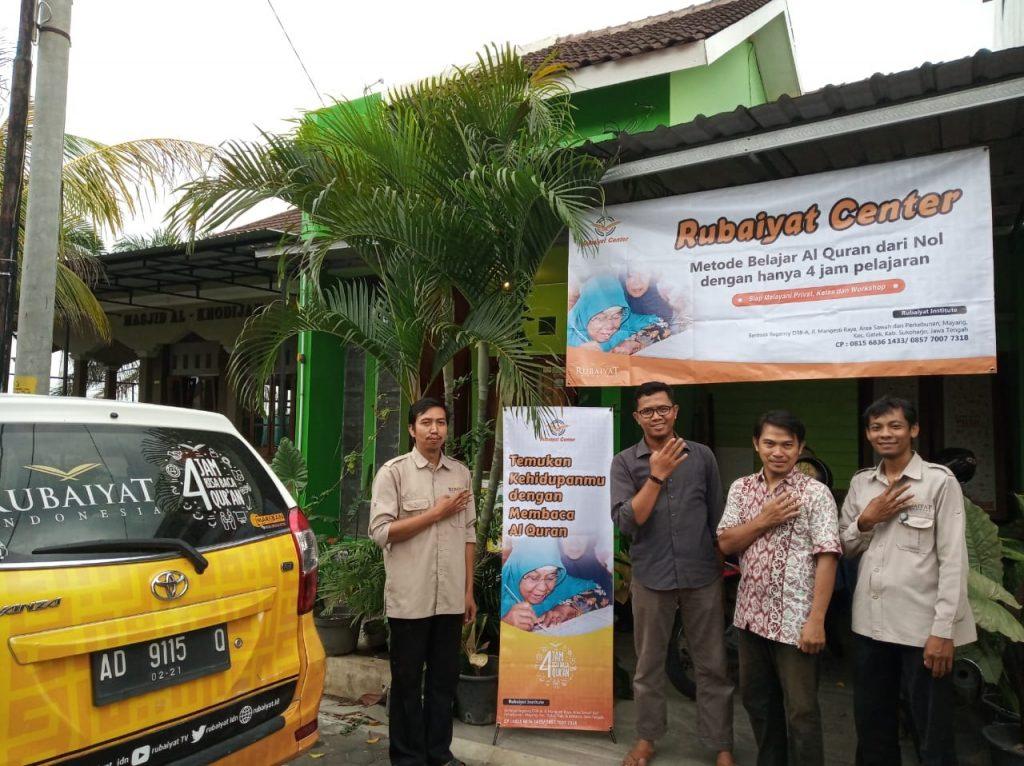 Rubaiyat Center di Kota Solo