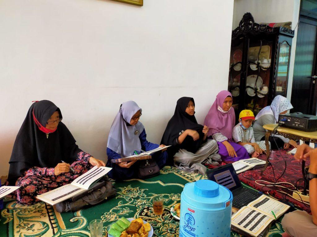 4 Jam Bisa Baca Qur'an Dari Nol